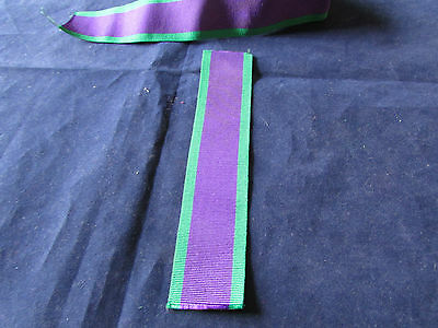 General Service Medal 1962 - Ribbon 6 inches (150mm) long # Free Postage #