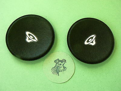 "CERWIN VEGA INVERTED / CONCAVE 3.75"" FELT DUST CAP"