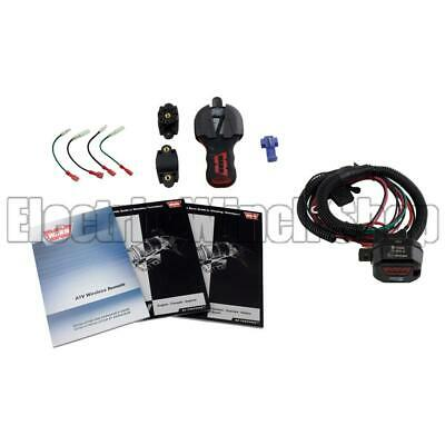 Warn 90288 12/24v Wireless Winch Remote Control - ATV