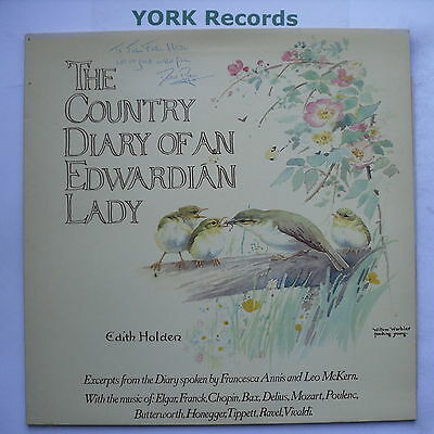 COUNTRY DIARY OF AN EDWARDIAN LADY - Excellent Con LP Record Warwick WW 5077