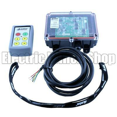 Lodar 12/24v 4 Function Wireless Control and Receiver