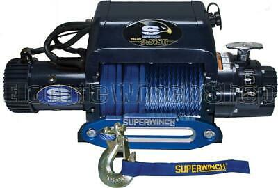 Superwinch Talon 9.5iSR 12v Winch - Synthetic Rope