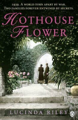 Hothouse Flower, Riley, Lucinda Paperback Book The Cheap Fast Free Post