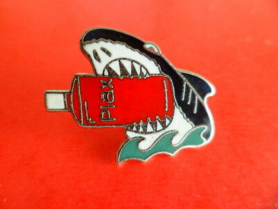 Pins EGF Medical dentaire dentiste dentifrice PLAX Colgate requin signé PFIZER