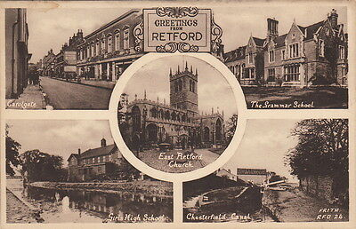 RETFORD( Nottinghamshire) : Multiview -Frith