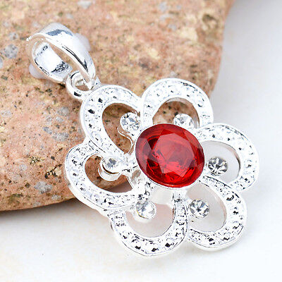 Classic Charming S80 Silver Necklace Pendant 34*30mm *BXL-830