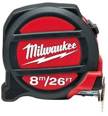 Milwaukee 48-22-5226 26 ft./8M Tape Measure Non-Magnetic