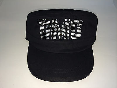 OMG Usher Cap/Hat with DIAMOND COLORED SEQUINS