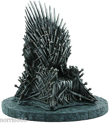 JUEGO DE TRONOS GAME OF THRONES TRONO DE HIERRO estatua resina 18cm Dark Horse