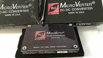 RO Associates MicroVerter uV28-5 DC-DC Converter (b3)