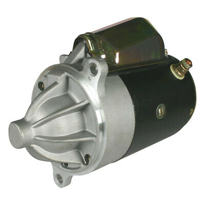 Starter Motor Suit Ford Falcon Xw Xy Clapper Gs V8 Windsor Cleveland 289 302 351