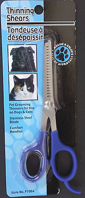 THINNING SHEARS Stainless Steel for Grooming Dogs and Cats