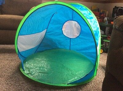 Infant shade tent