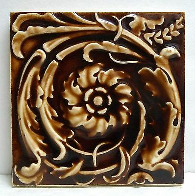 Victorian Antique Tile by Providential