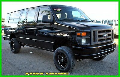 Ford : E-Series Van 2009 Ford E-350 4x4 Super Duty Extended Cargo Van 2009 ford e 350 4 x 4 super duty extended cargo van