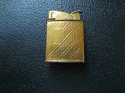 Early Evans Brass Cigarette Lighter(30s/40s)