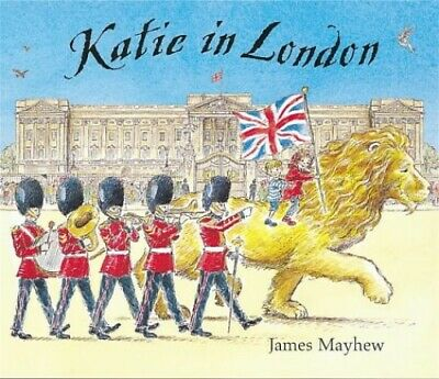 Katie in London, Mayhew, James Paperback Book The Cheap Fast Free Post
