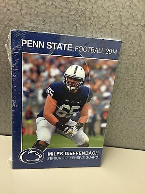 2014 Penn State Gameday Football Cards RARE