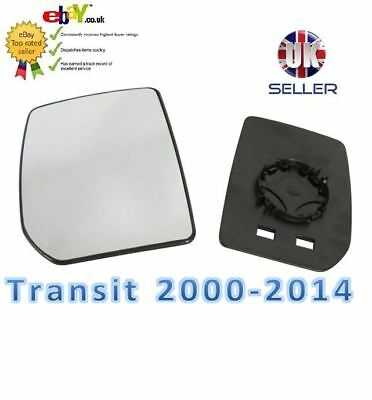 Ford Transit Mk7 2006-2014 Wing Mirror Glass O/S Drivers Side Right