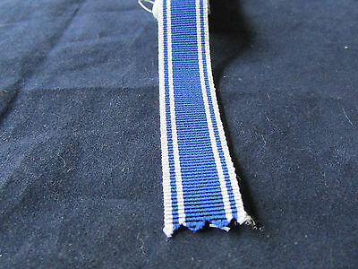 Miniature - Police Long Service & Good Conduct Medal  - Ribbon - 6 inches