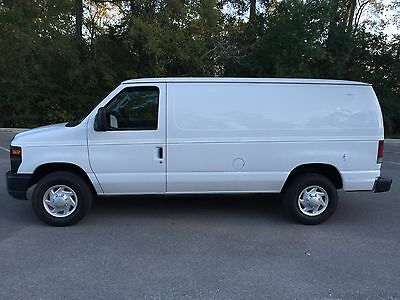 Ford : E-Series Van E-250 CARGO 2009 ford e 250 cargo van 5.4 l v 8 off lease great service history clean van