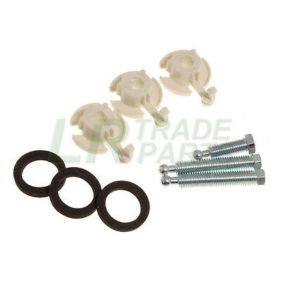Land Rover Discovery 1 & 2 Headlight Headlamp Adjuster Kit Screw Fix Set Stc1232