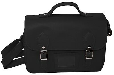 Ladies Black Insulated Satchel   Lunch Bag   by Spearmark