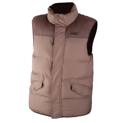 Fox Chunk Body Warmer Khaki Thermo Weste Größe S - XXXL