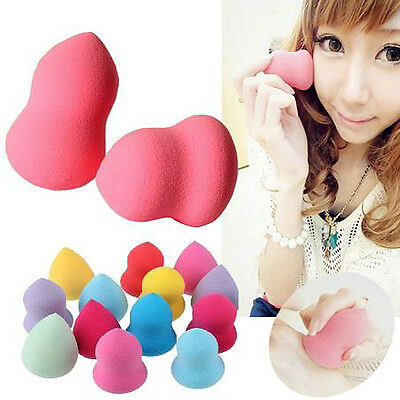 Nouvelle Convenient Makeup Foundation Sponge Blender Puff Flawless Smooth Beauty