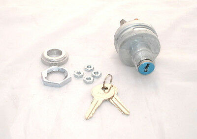 Ignition Switch - Hot Rod -  Universal -  4 Position