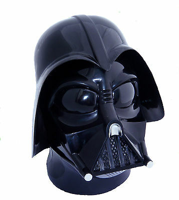 Darth Vader Helmet 2 Piece Star Wars Collectors Helmet Free USA Shipping 4191