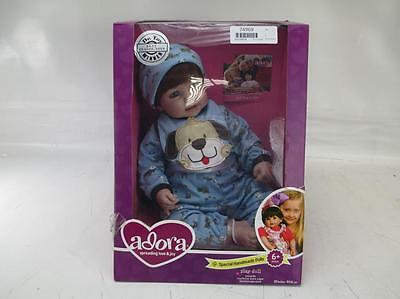 """Adora Baby Doll, 20 inch Woof Red Hair/Blue Eyes 20"""" from head to toe"""