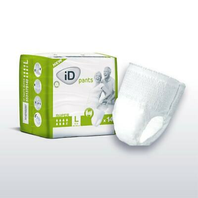 iD Pants Super - Large - Pack of 14