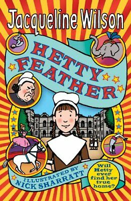 Hetty Feather, Wilson, Jacqueline Paperback Book The Cheap Fast Free Post