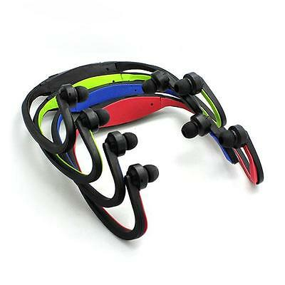 Sports Wireless MP3 Player Headset FM Radio Earphone Runner Cycling Headphone
