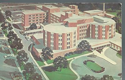 c1960s Community Hospital North Ritter Avenue Indianapolis Indiana Postcard
