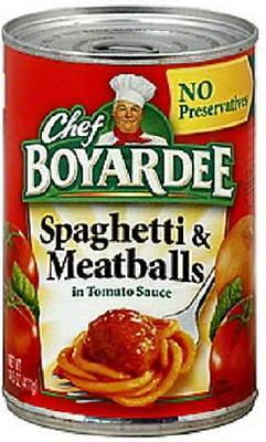 Chef Boyardee, Hidden Compartment Secret Diversion Stash Can Safe