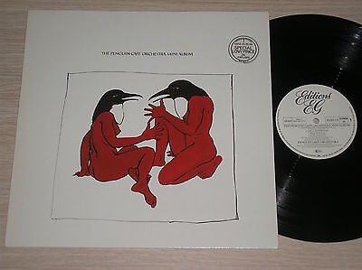 The Penguin Orchestra Cafe Orchestra Mini Album - Lp 33 Giri Germany