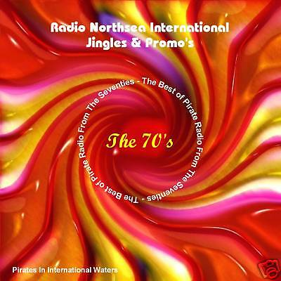 Pirate Radio - RNI Jingles & Promo's CD 70s Collection Compact disc
