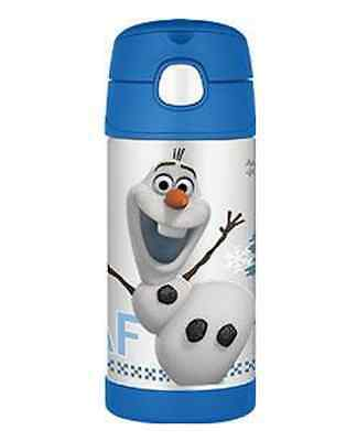Thermos 12 Ounce Funtainer Bottle, Olaf by Thermos OOO
