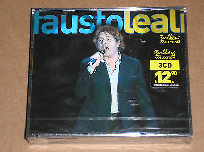 Fausto Leali - Flashback Collection - Box 3 Cd Sigillato (Sealed)