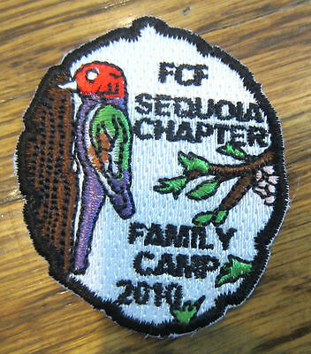 Fcf Sequoia Chapter Family Camp 2010 So Cal Royal Ranger Uniform Patch