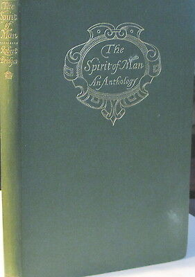 The Spirit of Man, An Anthology in English & French/The King, First Edition 1916