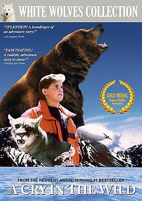 A Cry in the Wild (DVD, 2000) *Brand New & Factory Sealed!*