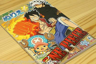 One Piece Coloring Book Japanese Animation Anime Kids Children