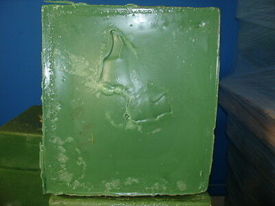 Foundry Casting Wax Lost Wax Process 40lb SAMPLE BLOCK FREE SHIP Lower 48 States
