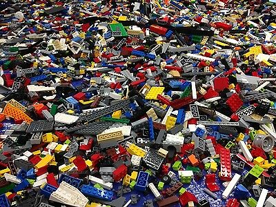LEGOs By The Pound | 1-999 Lbs | Bulk Lot Parts & Assorted Pieces AUTHENTIC LEGO