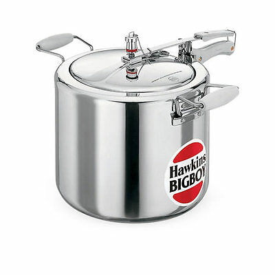 NEW Hawkins Big Boy Aluminium Pressure Cooker 14L (RRP $295)