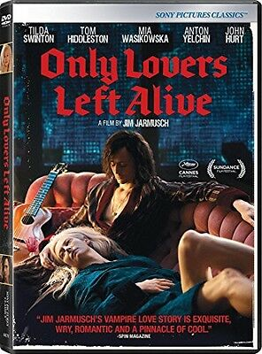 Only Lovers Left Alive DVD