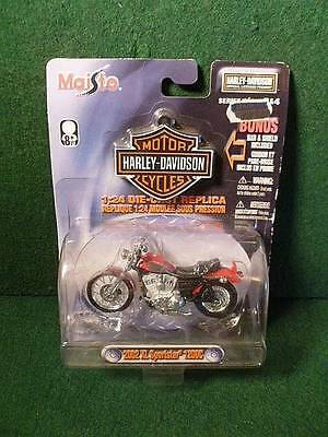 Lot of Harley Davidson Advertising Items Toy Sportster-Playing Cards-Magazine-PL
